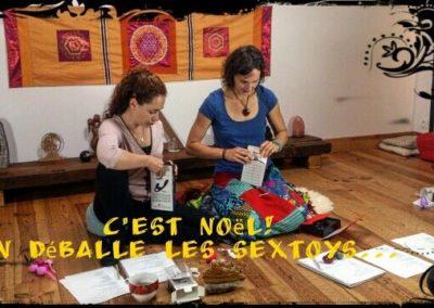 Nina Notario formation vers une sexualité authentique